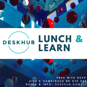 deskhub-lunch-and-learn